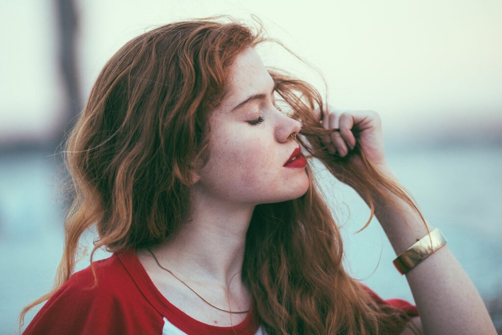 Tips on how to maintain red hair